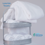 Hand Towels In Container