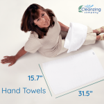 Cleanzing Hand Towels (2 pieces)